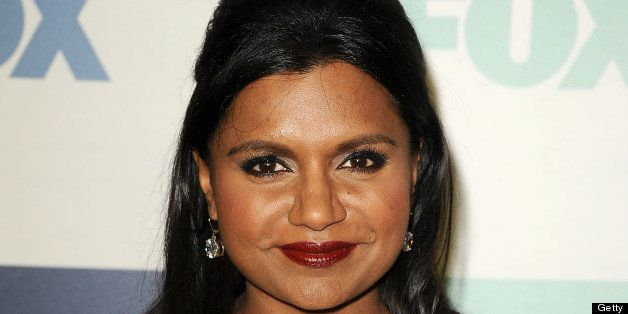 WEST HOLLYWOOD, CA - AUGUST 01:  Actress Mindy Kaling attends the FOX All-Star Party on August 1, 2013 in West Hollywood, Cal
