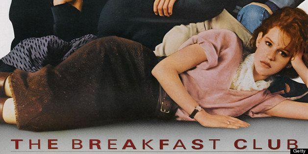 Poster for the movie 'The Breakfast Club,' 1985. (Photo by Buyenlarge/Getty Images)
