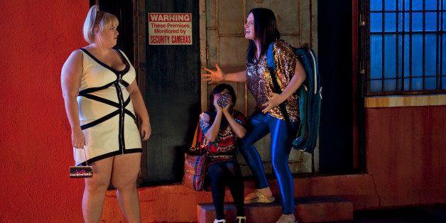 SUPER FUN NIGHT - 'Super Fun Night' stars Rebel Wilson as Kimmie Boubier, Liza Lapira ('Don't Trust the B- in Apartment 23')