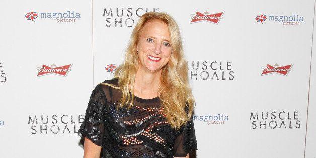 NEW YORK, NY - SEPTEMBER 19:  Nanette Lepore attends the 'Muscle Shoals' screening at Sunshine Landmark on September 19, 2013