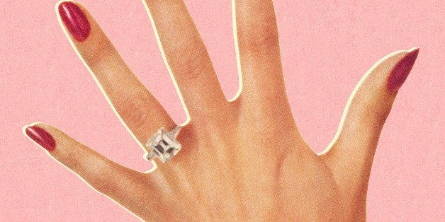 Are Engagement Rings Really