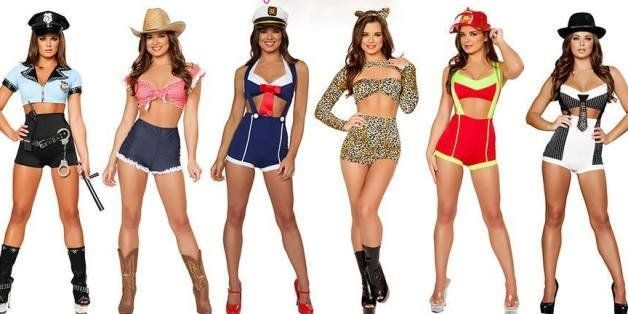 A Brief History Of Sexy Halloween Costumes Huffpost
