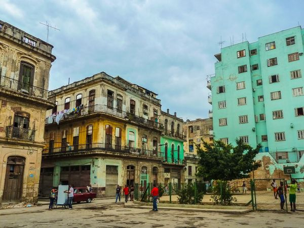 2013 score: 0.7540  In 2012, Cuba ranked #19 with a score of 0.7417.