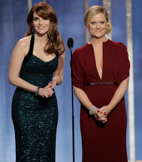 "<a href=""https://www.huffpost.com/entry/amy-poehler-tina-fey-how-to-be-a-woman_n_4101050"" target=""_blank"">Amy Poehler and Tin"