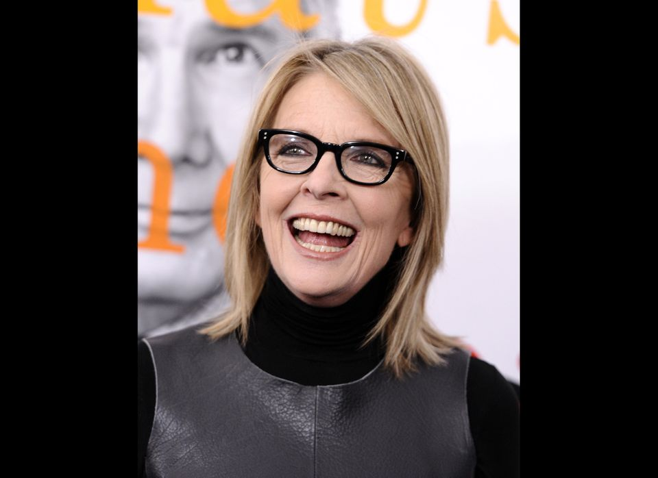 "The actress told Huff/Post50 that <a href=""https://www.huffpost.com/entry/diane-keaton-on_n_1235294"" target=""_hplink"">with ag"