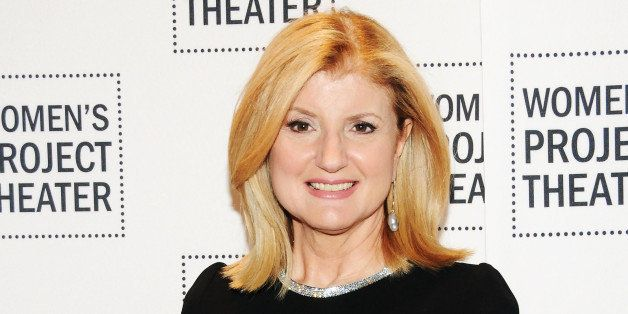 NEW YORK, NY - MARCH 10: Honoree Arianna Huffington attends the Women Project Theater's 2014 Women Of Achievement Gala at Man