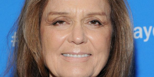 NEW YORK, NY - MARCH 13:  Gloria Steinem attends 'Paycheck To Paycheck: The Life And Times Of Katrina Gilbert' New York Premi