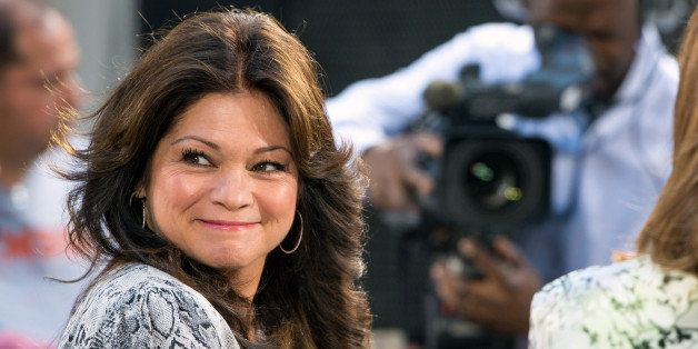 NEW YORK, NY - SEPTEMBER 04:  Actress Valerie Bertinelli appears on NBC's 'Today' at NBC's TODAY Show on September 4, 2013 in