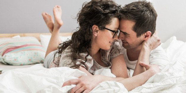 A man and a woman having sex pic 39
