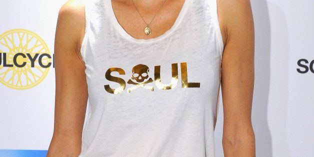 The Not-So-Subtle Message You're Sending in That SoulCycle T-Shirt