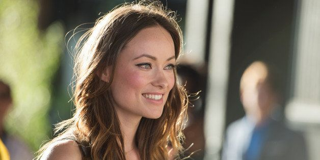 NEW YORK, NY - JUNE 18:  Olivia Wilde attends the Ghetto Film School 10th annual apring benefit   at The Standard Biergarten