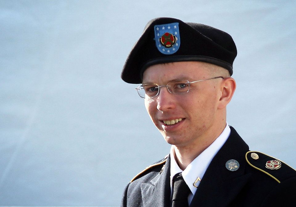 """Following <a href=""""https://www.huffpost.com/entry/bradley-manning-guilty_n_3677096"""" target=""""_blank"""">her trial for leaking cla"""