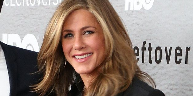 NEW YORK, NY - JUNE 23:  Actress Jennifer Aniston attends 'The Leftovers' premiere at NYU Skirball Center on June 23, 2014 in