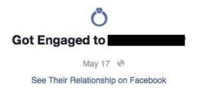 Your Ex Is Engaged on Facebook | HuffPost