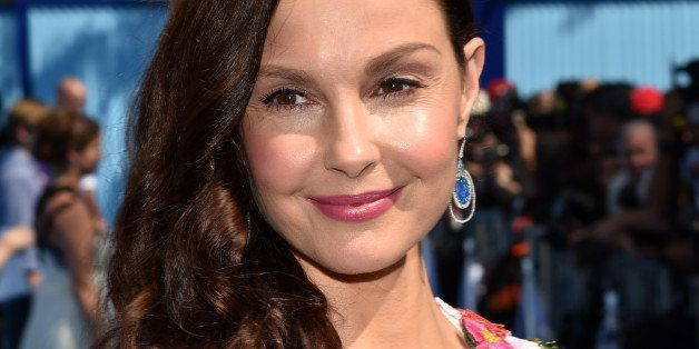 "Ashley Judd seen at the Los Angeles Premiere of Warner Bros. Pictures' and Alcon Entertainment's ""Dolphin Tale 2"" held at the"