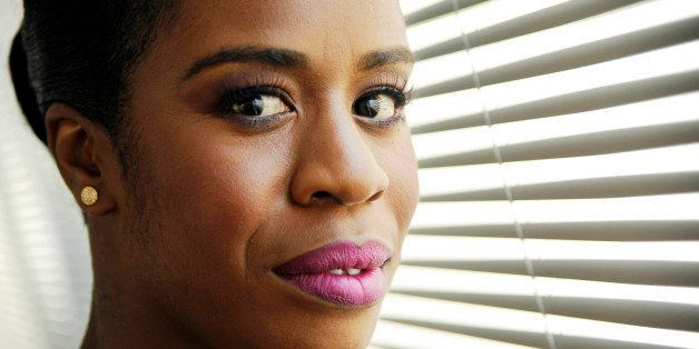 """HOLD FOR STORY -- Actress Uzo Aduba, a cast member in the Netflix series """"Orange is the New Black,"""" poses for a portrait on T"""