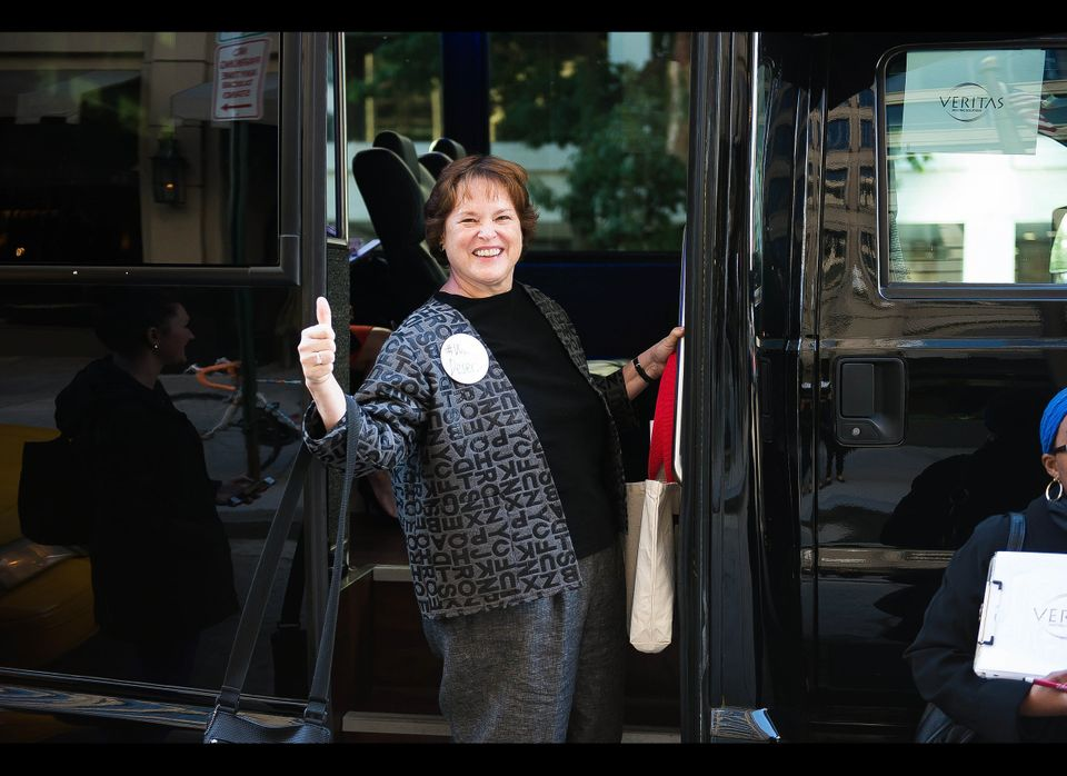 Susan Scanlan gets on the #WomenDeserve bus as it heads to the FDA for historic meeting on female sexual dysfunction.