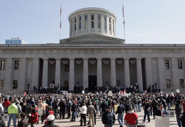 The Ohio state legislature found a new way to shut down abortion clinics this year: it passed a law requiring clinics to have