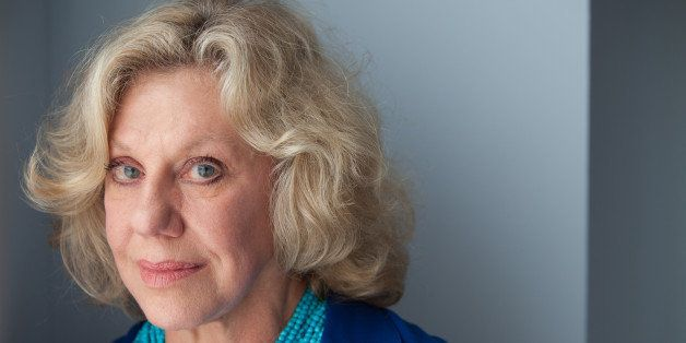 New York, NY - October 03, 2013 : Author Erica Jong at her apartment in New York, NY on October 03, 2013. Fear of Flying, celebrating its 40th anniversary, is a 1973 novel by Erica Jong, which became famously controversial for its attitudes towards female sexuality, and figured in the development of second-wave feminism.(Photo by Melanie Burford/Prime for The Washington Post via Getty Images)