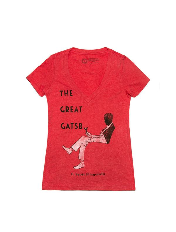 """Get the <a href=""""http://www.outofprintclothing.com/collections/womens-tees/products/great-gatsby-womens-lewis-red-tee"""" target"""