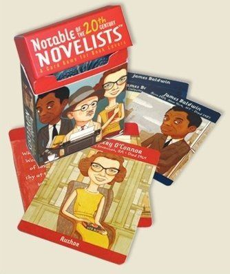 """Get <a href=""""http://www.mcleanandeakin.com/product/notable-novelists-20th-century-card-game-book-lovers"""" target=""""_blank"""">Nota"""