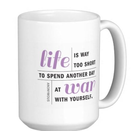 "<a href=""http://www.zazzle.com/life_is_way_too_short_motivational_mug-168905120134942129"" target=""_blank"">""Life Is Way Too Sh"