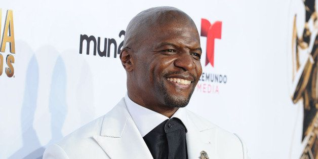PASADENA, CA - OCTOBER 10:  Actor Terry Crews attends the 2014 NCLR ALMA Awards at Pasadena Civic Auditorium on October 10, 2