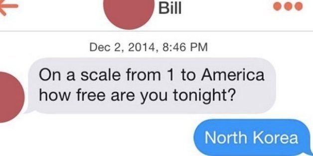 How to be funny online dating