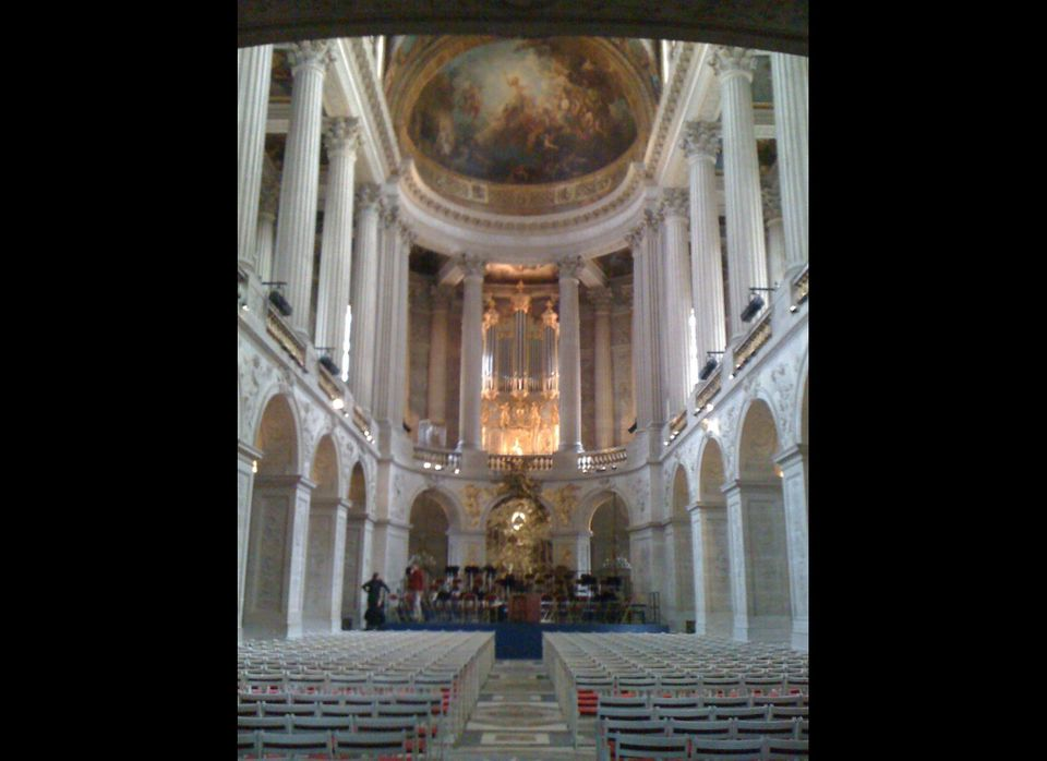 One of the most extraordinary holiday concerts I've ever enjoyed was the Bach Oratorio de Noel at The Chapel at Versailles Pa