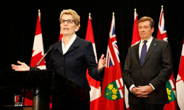 Kathleen Wynne was elected premier of Canada's most populous province, Ontario, in a majority win in June, but to us, her bes