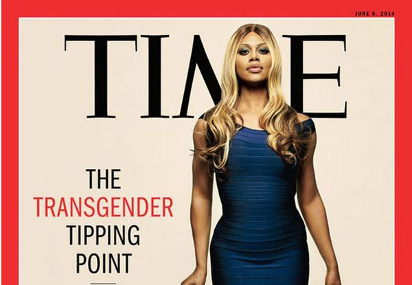 "As the first transgendered person on the cover of Time, Laverne Cox became the face of a new way to define gender. ""This is f"