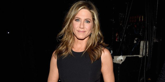 BEVERLY HILLS, CA - DECEMBER 18:  Actress Jennifer Aniston, winner of the Movie Performance of the Year - Actress award, atte