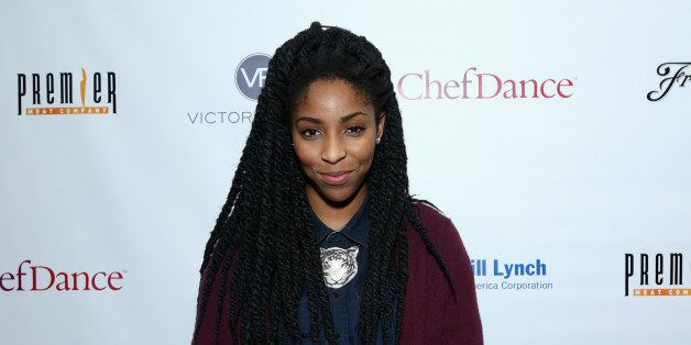 PARK CITY, UT - JANUARY 26:  Jessica Williams attends ChefDance 2015 presented by Victory Ranch and sponsored by Merrill Lync