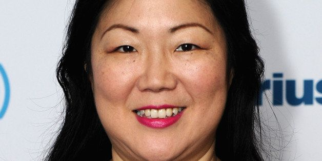 NEW YORK, NY - JANUARY 06:  Comedian Margaret Cho visits SiriusXM Studios on January 6, 2015 in New York City.  (Photo by And