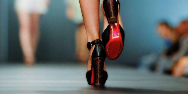 Catwalk  on fashion show