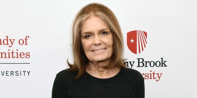 NEW YORK, NY - MARCH 05:  Gloria Steinem attends the International Conference On Masculinities: Engaging Men And Boys For Gen