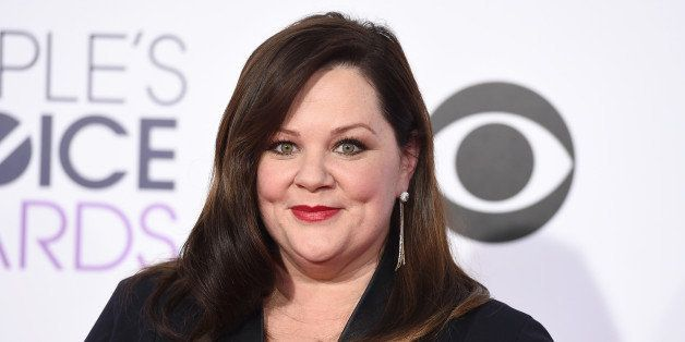 FILE - In this Jan. 7, 2015 file photo, actress Melissa McCarthy arrives at the People's Choice Awards at the Nokia Theatre i