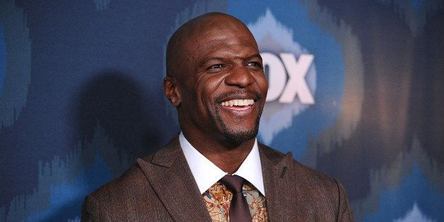 PASADENA, CA - JANUARY 17:  Actor Terry Crews attends the FOX winter TCA All-Star party at Langham Hotel on January 17, 2015