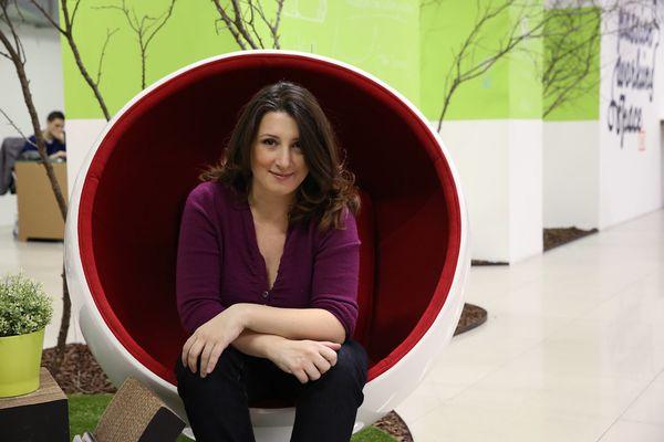 "After struggling to establish her own profession, <a href=""https://www.facebook.com/fulmine"" target=""_blank"">Gioia Gottini </"
