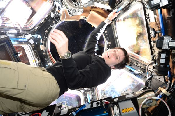 """For those women looking to enter the largely male-dominated profession of astronauts, <a href=""""https://www.facebook.com/ESASa"""