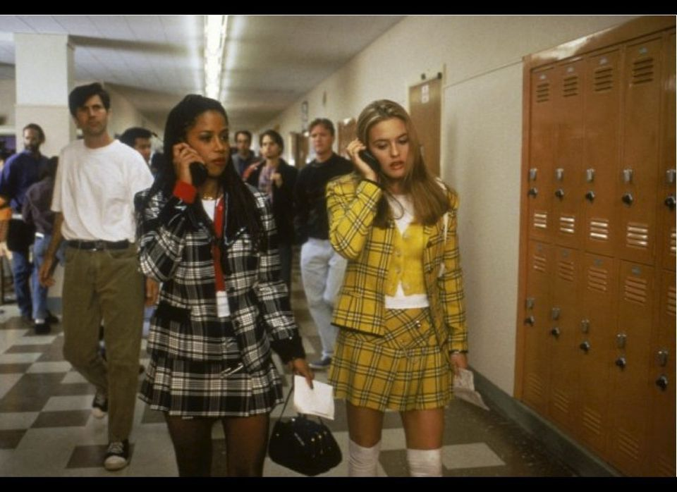 "One of the many reasons to love ""Clueless"" and it's heroine, Cher, are these words from the beginning of the movie: ""Mr. Hall"