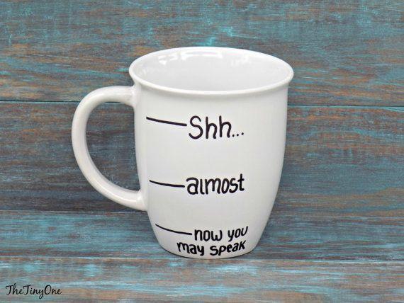 """<a href=""""https://www.etsy.com/listing/199668902/funny-ceramic-coffee-mug-shh-coffee-mug?ref=sr_gallery_5&ga_search_query=coff"""