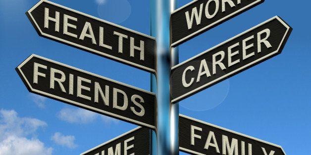 health work career friends...