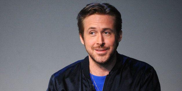 NEW YORK, NY - APRIL 11:  Director Ryan Gosling attends Apple Store Soho Presents Meet The Filmmaker: Ryan Gosling, 'Lost Riv