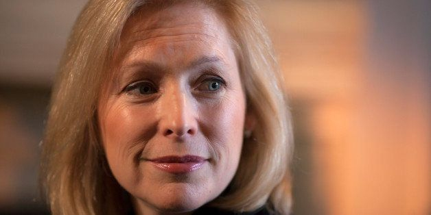 In this Jan. 21, 2014, photo, Sen. Kirsten Gillibrand, D-N.Y., chair of the Senate Armed Services Subcommittee on Personnel ,