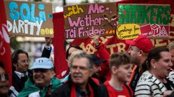 Fast Food Shutdown: Workers From Wetherspoon's And TGI Fridays Unite In Mass
