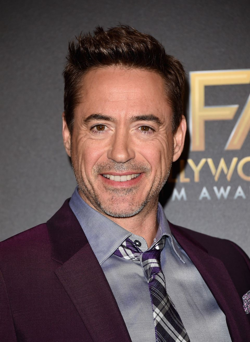 "The ""Iron Man"" actor turns 50 on April 4th."