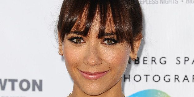 Century City Ca June 27 Actress Rashida Jones Attends The Opening Of