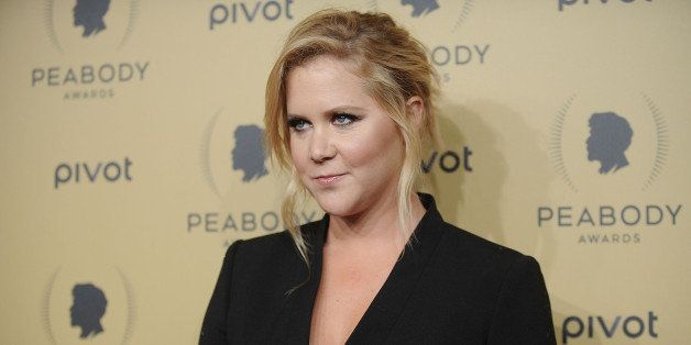 NEW YORK, NY - MAY 31:  Amy Schumer attends The 74th Annual Peabody Awards Ceremony at Cipriani Wall Street on May 31, 2015 i