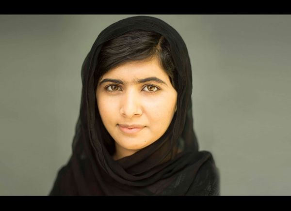 2014 Nobel laureate and human right's activist, Malala Yousafzai is the Pakistani school girl who stood up to the Taliban and